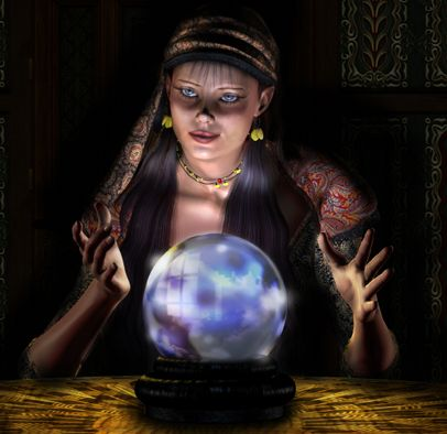 free crystal ball readings